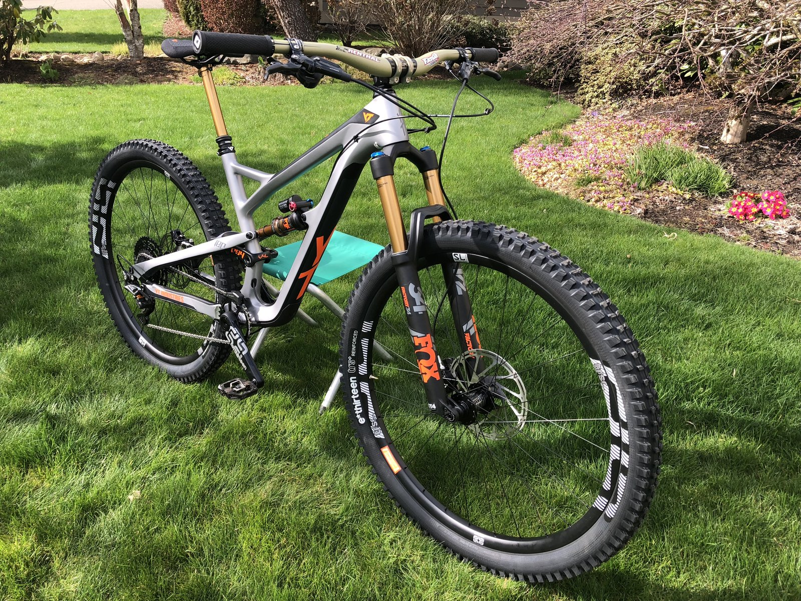 New Bike YT Jeffsy 29er CF Pro Race | imtbtrails